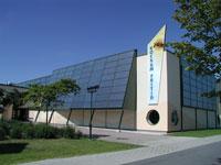 Anläggningen levererar solvärme till Malmös fjärrvärmenät